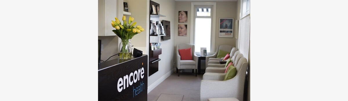 Christchurch Botox Clinic Encore Health Reception