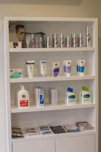 Christchurch Botox Clinic Encore Health Product shelf