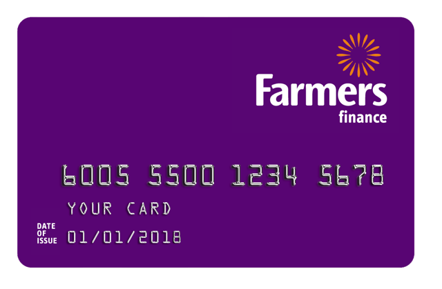 Farmers Card Finance